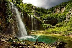 """Croatia's Falling Lakes, Nacionalni park """"Plitvička jezera"""" • Explore the Park > Sites"""