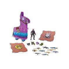 Fortnite Llama Drama Loot Pinata 23 Pieces Inside Including Rust Lord and L. Nerf, Epic Fortnite, League Of Legends Game, Epic Games Fortnite, Party Decoration, Party Gifts, Party Favors, Birthday Parties, Birthday Pinata