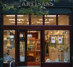 artisans gallery, pacific ave.