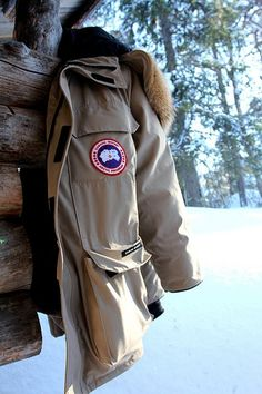 Canada Goose Men Expedition Parka Brown  $280. Get your favorites shipped internationally direct from the U.S. online store. Visit opas.com to get your tax-free U.S. shipping address.