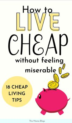 How to Live Cheap: 18 Best Cheap Living Tips - - It doesn't mean you have to pay top dollar on everything to enjoy life. These cheap living tips will help you live the big life on a budget! No Spend Challenge, Money Saving Challenge, Savings Challenge, Save Money On Groceries, Ways To Save Money, Budgeting Finances, Budgeting Tips, Life On A Budget, Best Money Saving Tips
