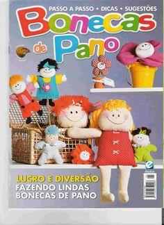 bonecas de paño no. 5 - Geraldina Muñecos - Picasa Albums Web