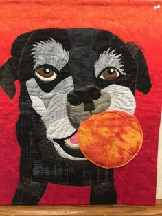 dog portrait quilt by Ardy Tobin Dog Quilts, Nevada City, Mountain Art, Dog Portraits, Northern California, Beautiful Words, Fiber Art, Quilting, Dogs