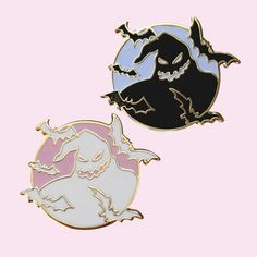 Shadow on the Moon Pin on Storenvy