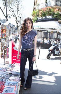 Um tour em Paris com a Tigresse