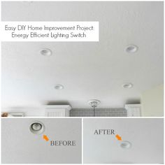 Easy DIY Home Improvement Project: Energy Efficient Lighting Switch