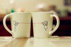 omg. I wanna be in a relationship just for these damn mugs now lol