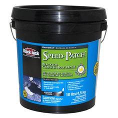 BLACK JACK 10-lb Asphalt Patch