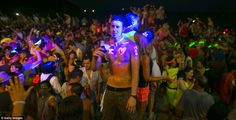 Full Moon Party at Koh Phangan, Thailand - Island Info