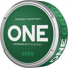 ONE Grün White: buy snus ONE Grün White in Switzerland cheap online | Snuskingdom Green Hats, Dose, Switzerland