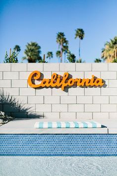 California love   Image via Glitter Guide