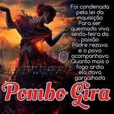 Salve Pomba Gira!