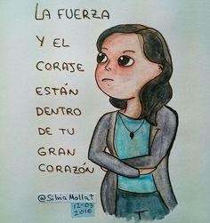Corazones fuertes!!!! #undibujoparacadadía #48 #dailydraw #scketchbook #dibujando #corazon #fuerte #coraje #watercolor #acuarela #doodle #ink