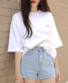 Source by adventure_s fashion summer Girls Fashion Clothes, Teen Fashion Outfits, Mode Outfits, Retro Outfits, Cute Casual Outfits, Simple Outfits, Cute Fashion, Stylish Outfits, Girl Outfits