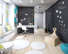 Dom jednorodzinny 5 - zdjęcie od Architekt wnętrz Klaudia Pniak - Pokój dziecka - Styl Nowoczesny - Architekt wnętrz Klaudia Pniak