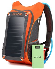 Amazon.com : [Pokemon GO Special] Powerfly Solar Powered Backpack with 10000mAh…