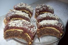 Though many consider these sweets to be unhealthy and addictive, did you know that its raw ingredient - Czech Recipes, Croatian Recipes, Baking Recipes, Dessert Recipes, Desserts, Cacao Powder Benefits, Kolaci I Torte, Best Christmas Cookies, Powder Recipe