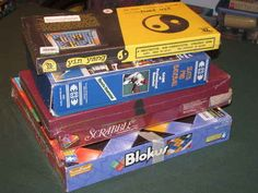 Depending on year and condition, vintage boardgames can be a hot sell on eBay. | 26 Common Thrift Store Finds You Can Flip To Make Money