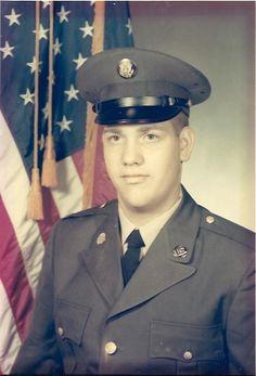 Pvt John Barslund 1970 Army Vietnam Basic Training @ Fort Ord, Ca