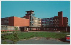 Beckley Memorial Hospital, Beckley, West Virginia 1950's | Collectibles, Postcards, US States, Cities & Towns | eBay!