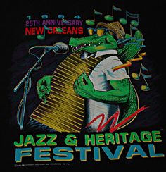 #Vintage #New Orleans #Jazz Fest Like this? More GR8 stuff here! http://myworld.ebay.com/lotstasell/