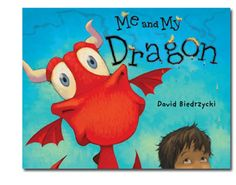 {Me and My Dragon ROCKS} I am absolutely smitten with this humorous tale. Have you read it?