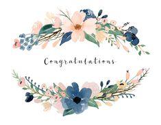Wedding Card Congratulations Baby Shower 47 Ideas For 2019 Congratulations Card Graduation, Wedding Congratulations Card, Wedding Greetings, Congrats Cards, Baby Shower Greeting Cards, Wedding Shower Cards, Card Wedding, Wedding Dress, Best Wishes Card