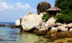 Thailand's top 10 beach hotels/places to stay on a budget