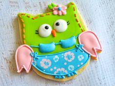 Lizy B: Owl Cookie Cuties!