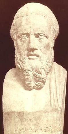Herodoto y el nacimiento de la historia universal