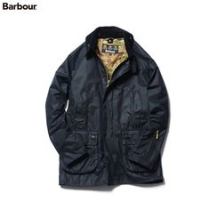 SOPHNET. x Barbour 2013 Fall/Winter Bedale Jacket