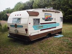 1962 Shasta Trailer - 'South Jersey Style'.