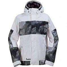 b6223c21e0 New Burton Mens Shaun White TWC Snowboard Ski Jacket Coat White Sz. M L XL  Burton