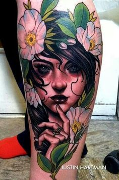 Will get with my wifes face. This artist is amazing.
