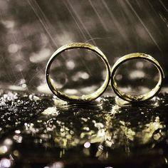 A chuva em nosso favor!!! Casamento Daniela e Suerlandio!!!