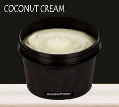 Coconut Body Lotion + 4 Other Coconut Oil Recipes