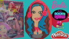Barbie, Play Doh, Rock N, Frozen, Youtube, Art, Art Background, Kunst, Gcse Art
