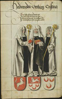 Saxony lineage k
