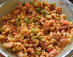 """Authentic Looking for Chicken Macaroni Recipe? Check out this authentic """"Chicken Maca..., ,"""