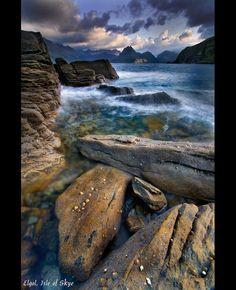 Elgol Dawn - Isle of Skye, Scotland