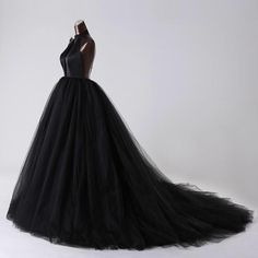 Dark Swan Ballgown – Goth Mall