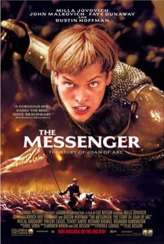 The Messenger: The Story Of Joan Of Arc 1999 Online Full Movie.  This is a historical French drama film.A teenage girl from a remot french village.
