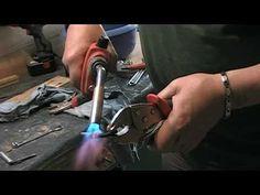 Comment fabriquer une poignée en fer sans soudure et de style industriel...