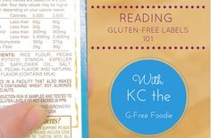 How To Read Gluten-Free Food Labels Like A Pro