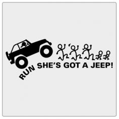 Run!!!!!!!!  Want it on a tee or tank?   Just click on the pix....