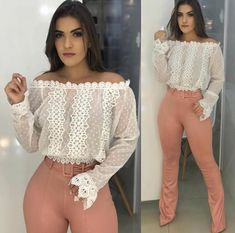 Formal Casual Outfits, College Girl Outfits, Teen Fashion Outfits, Womens Fashion, Grown Women, African Women, New Wardrobe, Casual Looks, Ideias Fashion