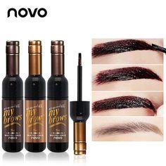 Best Sell Peel Off Dye Eyebrow Wax Paint Tint My Eye Black Brows Gel Long Lasting Easy To Wear Sombrancelha Enhancer Eyes Makeup