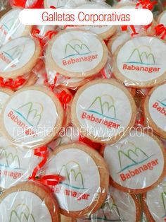 Galletas Corporativas - Corporative cookies