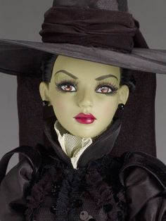 TONNER-19-WIZARD-OF-OZ-WICKED-WITCH-OF-THE-WEST-EVANGELINE-BODY-Sold-out