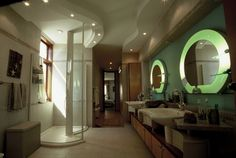Bathroom design by M Designs Architects